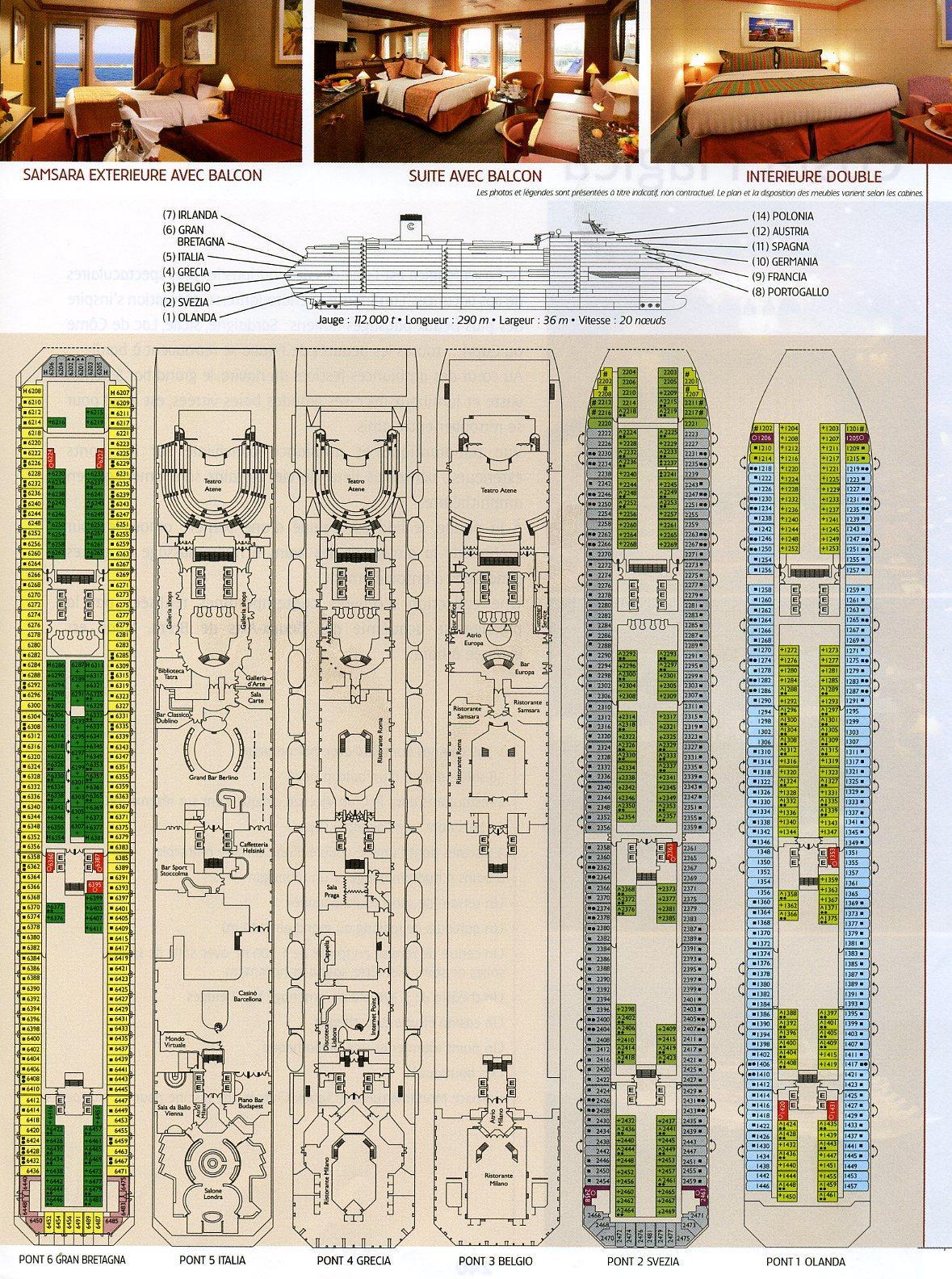 Cruise Ship Engine Room: Italian Cruise Ship Aground-at Least 3 Dead