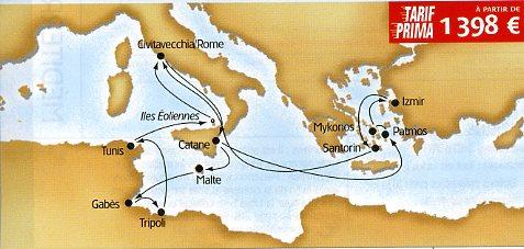 croisiere grece costa